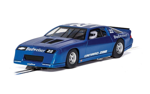 Chevrolet Camaro IROC-Z - Blue  C4145 - New Tooling