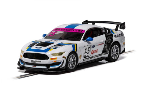 Ford Mustang GT4 - British GT 2019 - Multimatic Motorsports  C4173