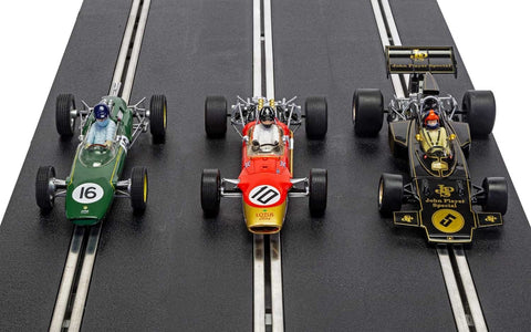 The Genius of Colin Chapman - Lotus F1 Triple Pack C4184A