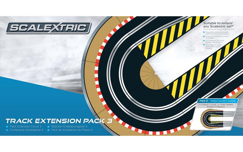Extension Pack 3 C8512 Hairpin and Side-Swipes C8512