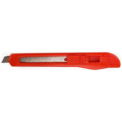 Excel  K10 Light Duty Plastic Snap Blade knife 9MM #16010