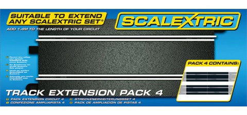 Scalextric Track Extension Pack 4 C8526