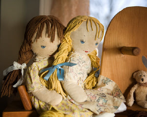What's the Difference between Rag Dolls and Cloth Dolls?