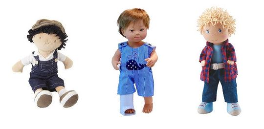Boy Dolls and Dolls for Boys