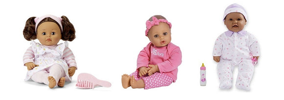 Biracial Dolls and other Brown Baby Dolls for Kids