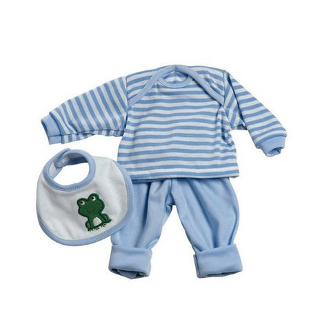 3 piece clothes set for baby boy dolls