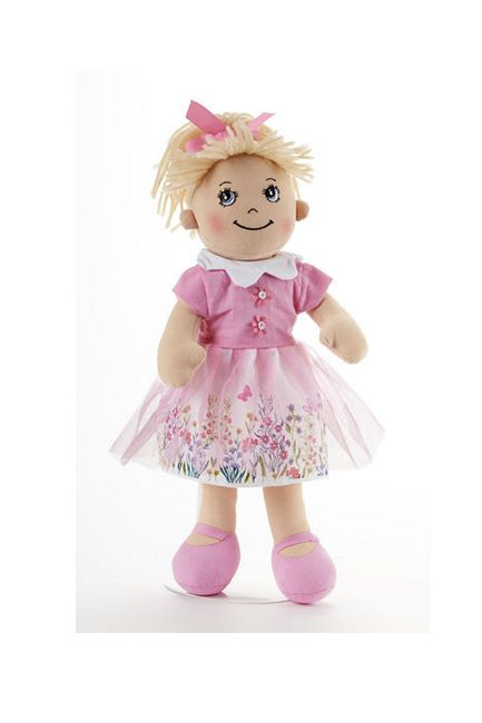 Butterfly Garden one of the Apple Dumpling dolls by Delton Products