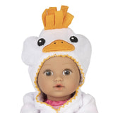 Baby Tot Ducky close up portrait, boy's water toy and bathtub toy