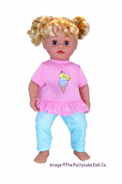 Sweet Dreams Cuddle & Coo doll by Adora talking doll for toddlers