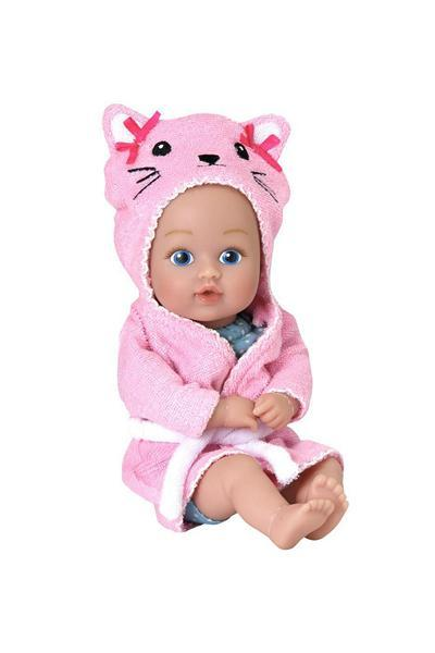 Best Bath Toys for toddlers 'Kitty' is a 8.5 in waterbaby doll by Adora