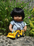 Carlos a latino, Mexican or Biracial baby doll for children