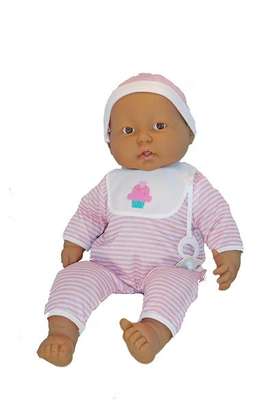 Lots to Cuddle Hispanic, Biracial or Multicultural life sized baby doll