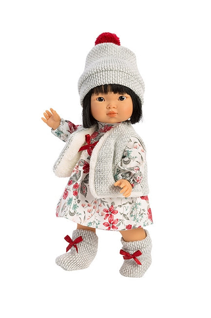 Dottie Aja Doll Asian doll by Llorens of Spain