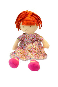 Bonikka soft cloth rag doll for all ages