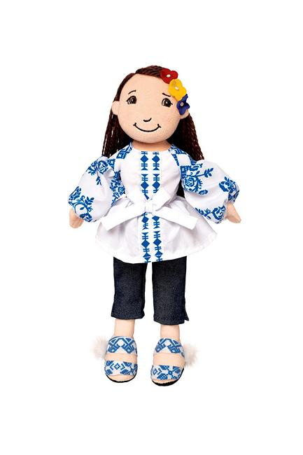 Manhattan Toy Willow Groovy Girl Fashion Doll