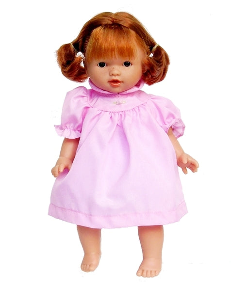 Holly, The Little Redheaded Doll with Pigtails and Freckles