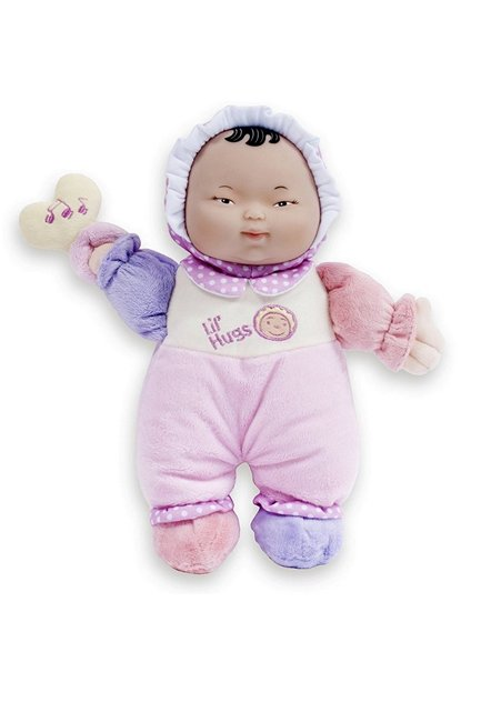 My First Asian Doll a baby doll and soft cloth lovey for Asian baby