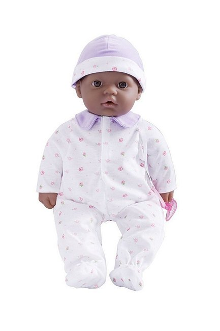 Life-sized African American or Black baby doll for toddlers at 18 months