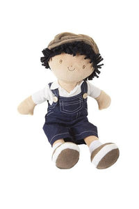 Joe Denim, The Teddy Bear Alternative, a Classic Toddler Doll for Boys
