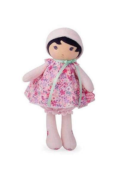 Kaloo Fleur My First Doll baby safe and super soft carry and cuddle doll