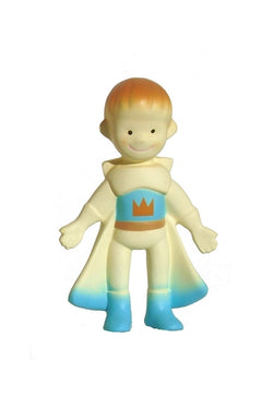 Le, a boy's all natural rubber teething doll from Papo Baby in France