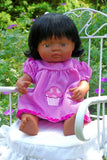 popular ethnic girl doll for talking to children about race