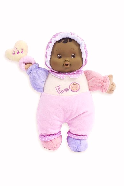 My First Black Doll - The Best Baby Doll and Lovey for their 1st Year