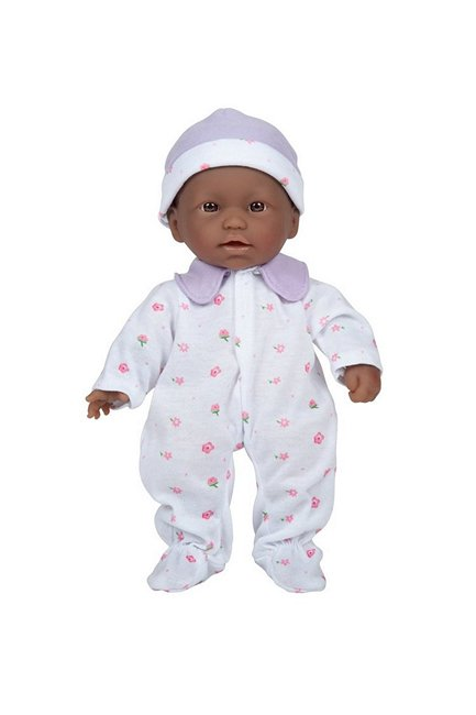 a small black or african american baby doll for toddlers