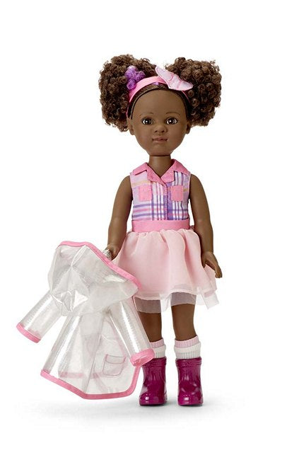 Madame Alexander Kindness Club Zola Black Fashion doll with natural hair
