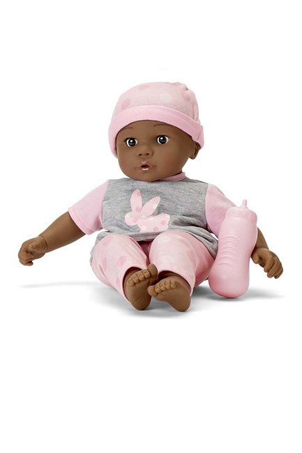 Madame Alexander Sweet Smiles 14 inch Black Baby Doll