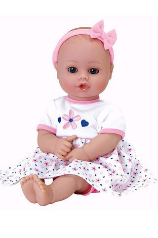 Playtime Princess Hearts and Flowers 13 inch baby doll