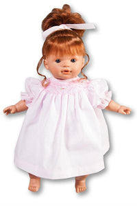 Princess Scarlet Rose, the 15 inch Redhead Doll for Children