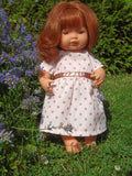 Shannon a beautiful redheaded all vinyl poseable doll