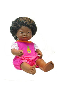 melodee a Black Down Syndrome Girl Doll