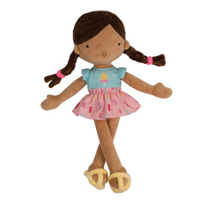 Sunny Days Daisy: An Ethnic Rag Doll for Sunshine & UV Awareness Play
