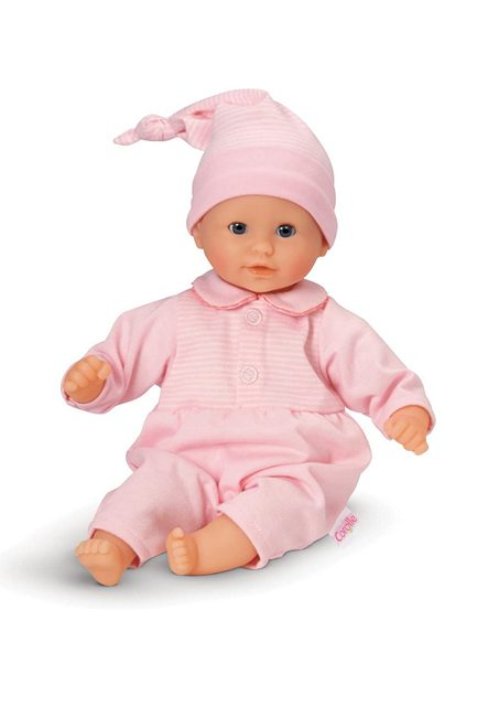 Corolle Calin Charming Pastel 12 inch baby doll for 18 months or older