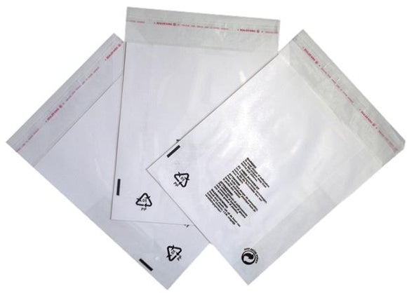SELF SEAL POLYPROPYLENE BAGS