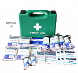 Safety at Work HSE Compliant First Aid Kits. Factories, Home, Office.