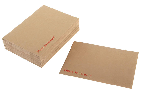 Heavy Duty Board Back Envelopes | Office, Home, School, Pattern Design, Stationery