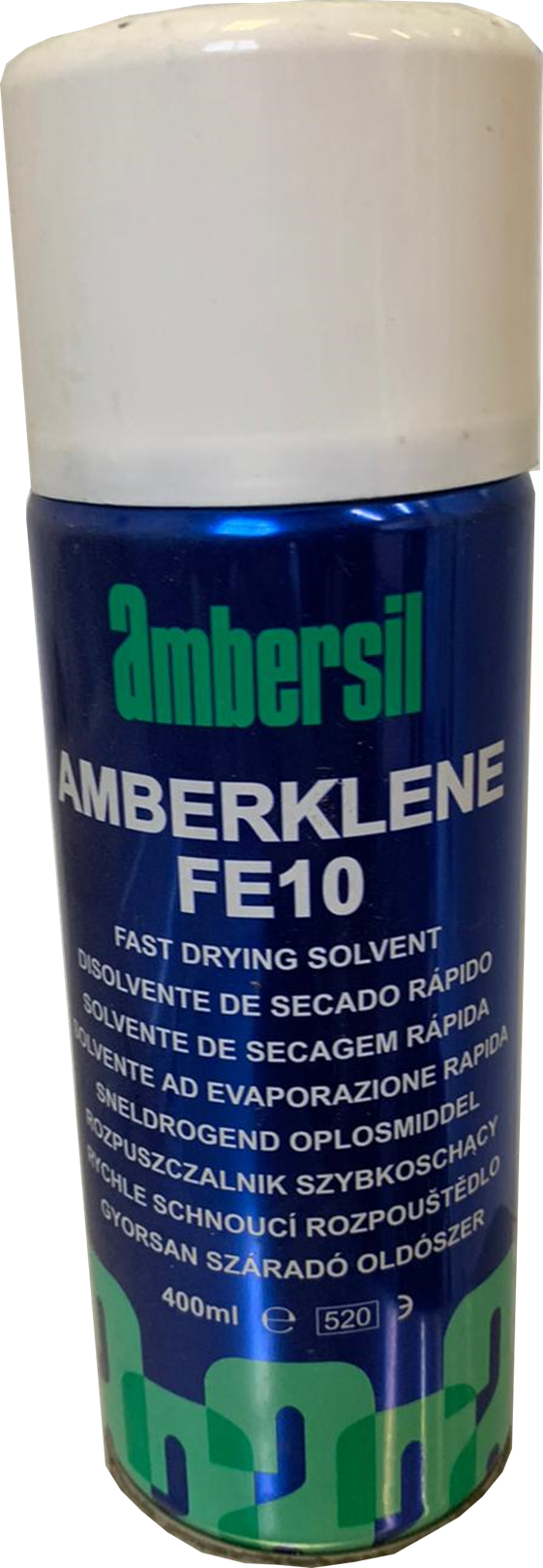 Amberklene FE Cleaning Degreasing Spray by Ambersil