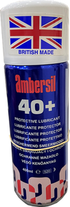 Ambersil 40+ Penetrating & Protective Lubricant - 400ml