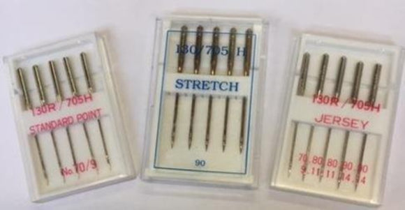 Domestic Sewing Machine Needles 3 Pack Offer