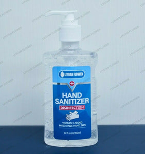 Hand Sanitiser Kills 99.9% Bacteria Leaving Hands Clean, Fresh & Safe
