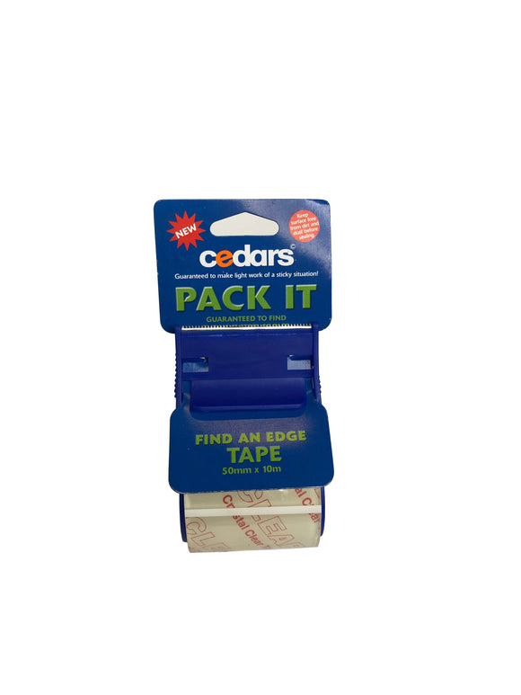 Cedars High Quality Hand Tape Dispenser - Tape Included
