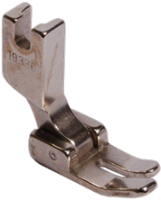 Single Needle Lockstitch Medium Wide Standard Presser Foot - 19336, P127, P193