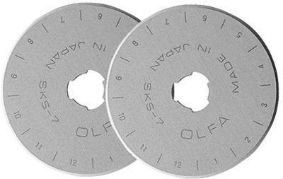 Olfa Rotary Cutter Replacement Blades