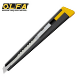 Olfa 180BLK Auto-lock snap-off blade knife