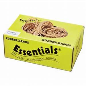 Rubber Band, Elastic, Office Stationery, Home, Post, School