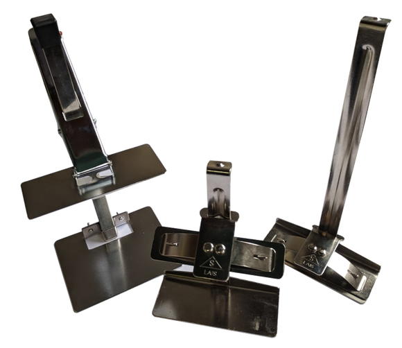 Sprung Cloth Clamps | Manufacturing, Cutting, Sampling, Designing, Tailoring, Dressmaking