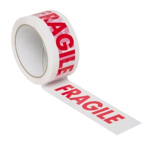 Fragile Warning Tape | For delicate, fragile and brittle items to ensure goods are treated with care